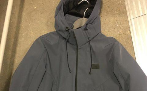 Man Jacket 50