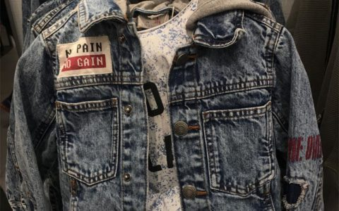 Man Denim 45