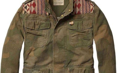 Man Jacket 36